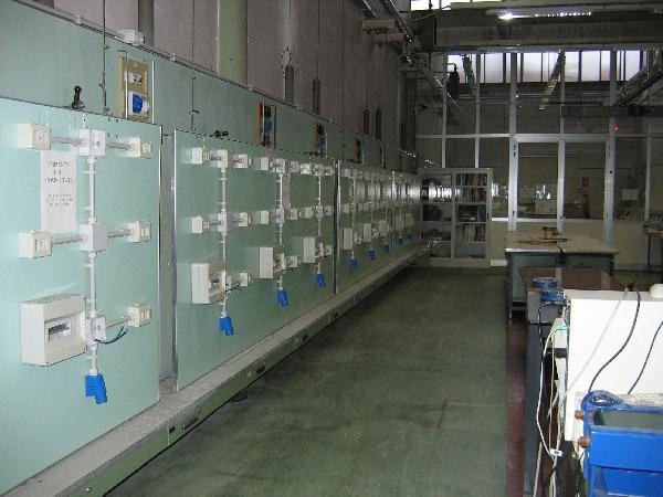 Lab tdp for Laboratorio di garage domestico